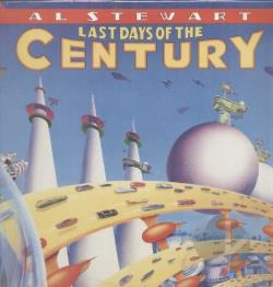 Stewart, Al - Last Days of the Century LP Cover Art