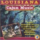 Louisiana Cajun Music CD Cover Art