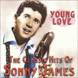 James, Sonny - Young Love: The Classic Hits CD Cover Art