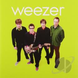 Weezer - Weezer (Green Album) CD Cover Art