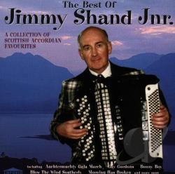 Jimmy Jr Shand - Best Of... CD Cover Art