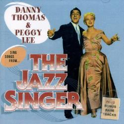 Thomas, Danny - Sing Songs from the Jazz Singer CD Cover Art