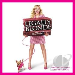 Bundy, Laura Bell - Legally Blonde: The Musical CD Cover Art