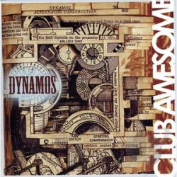 Club Awesome - Dynamos CD Cover Art