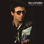 Lofgren, Nils - I Came to Dance CD Cover Art