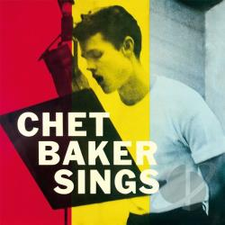 Baker, Chet - Chet Baker Sings LP Cover Art