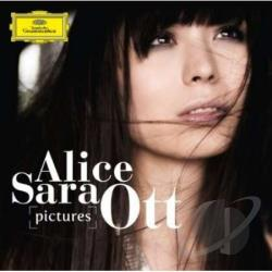 Ott, Alice Sara - Pictures CD Cover Art