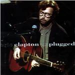 Clapton, Eric - Unplugged CD Cover Art