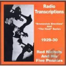 Nichols, Red - Radio Transcriptions 1929-1930 CD Cover Art
