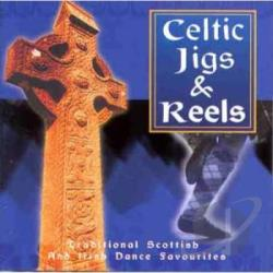 Celtic Jigs & Reels CD Cover Art