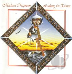 Chapman, Michael - Looking For Eleven CD Cover Art