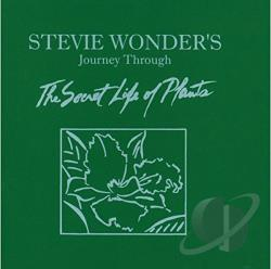 Wonder, Stevie - Journey Through the Secret Life of Plants CD Cover Art