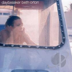 Orton, Beth - Daybreaker CD Cover Art