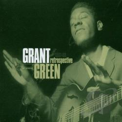 Green, Grant - Retrospective 1961-1966 CD Cover Art