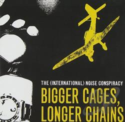 Noise Conspiracy / The - Bigger Cages, Longer Chains CD Cover Art