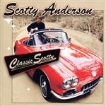 Anderson, Scotty - Classic Scotty CD Cover Art