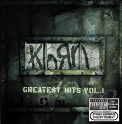 Korn - Greatest Hits, Vol. 1 CD Cover Art