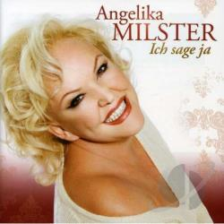 Milster, Angelika - Ich Sage Ja CD Cover Art