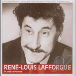 Rene-Louis Lafforgue - Julie La Rousse CD Cover Art
