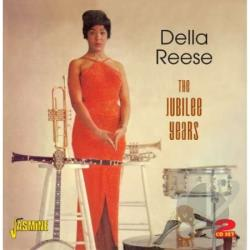 Reese, Della - Jubilee Years: The Singles 1954-1959 CD Cover Art