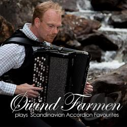 Farmen, Ivind - Plays Scandinavian Accordion Favourites CD Cover Art