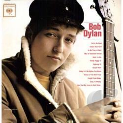 Dylan, Bob - Bob Dylan LP Cover Art