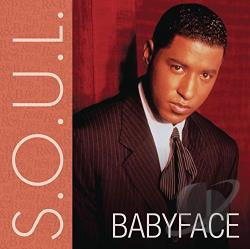 Babyface - S.O.U.L. CD Cover Art