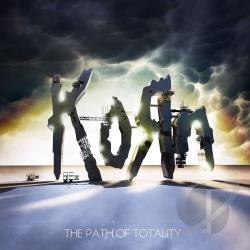 Korn - Path of Totality CD Cover Art