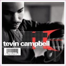 Campbell, Tevin - Tevin Campbell CD Cover Art