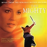 Mighty CD Cover Art