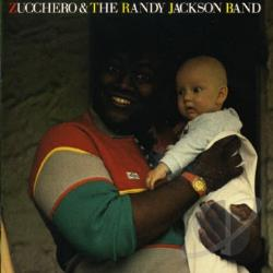 Randy Jackson Band / Zucchero - Zucchero & the Randy Jackson Band CD Cover Art