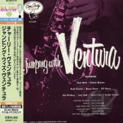 Ventura, Charlie - Jumping With Ventura CD Cover Art