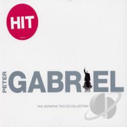 Gabriel, Peter - Hit: The Definitive Two-CD Collection CD Cover Art