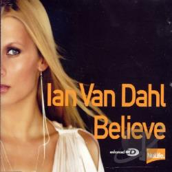 Dahl, Ian Van - Believe Pt.2 CD Cover Art