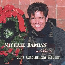Damian, Michael - Christmas Album CD Cover Art