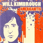 Kimbrough, Will - Americanitis CD Cover Art