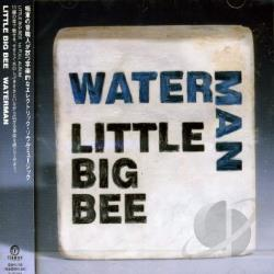 Little Big Bee - Waterman CD Cover Art