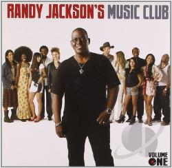 Jackson, Randy - Randy Jackson's Music Club, Vol. 1 CD Cover Art