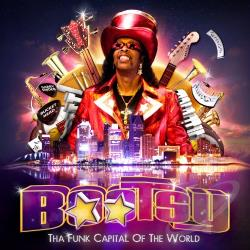 Collins, Bootsy - Tha Funk Capital of the World CD Cover Art