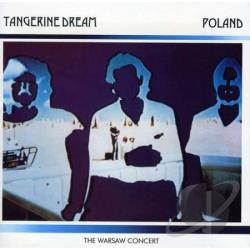 Tangerine Dream - Poland: The Warsaw Concert CD Cover Art