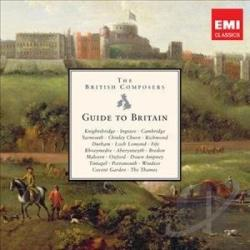 British Composers Guide to Britain CD Cover Art
