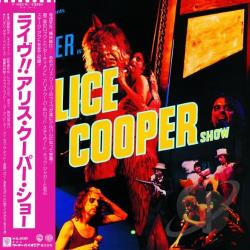 Cooper, Alice - Alice Cooper Show CD Cover Art