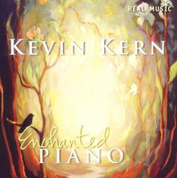 Kern, Kevin - Enchanted Piano CD Cover Art