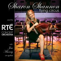 Shannon, Sharon - Flying Circus CD Cover Art