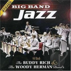 Rich, Buddy - Big Band Jazz CD Cover Art