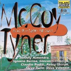 Tyner, Mccoy - McCoy Tyner & the Latin All-Stars CD Cover Art