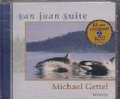 Gettel, Michael - San Juan Suite CD Cover Art