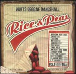 Rice & Peas, Vol. 1 CD Cover Art