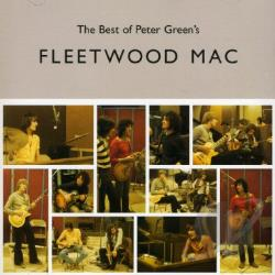 Fleetwood Mac - Best of Peter Green's Fleetwood Mac CD Cover Art