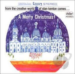 Kenton, Stan - Merry Christmas! CD Cover Art